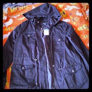 Black light jacket